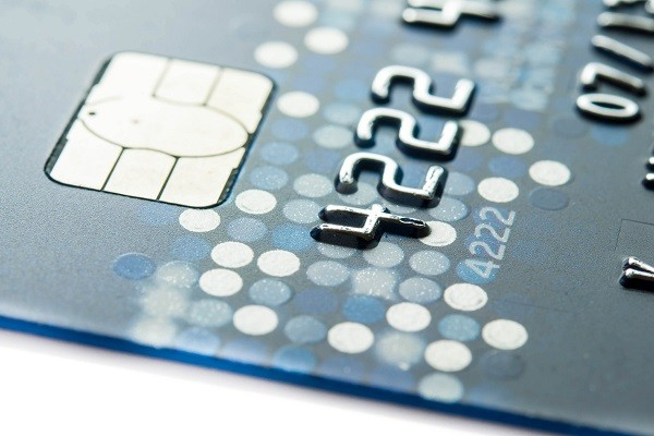 Will this chip card cause confusion at store checkout lines