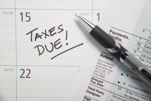 Preparing your 2016 taxes, webinar by Paragon Accountants